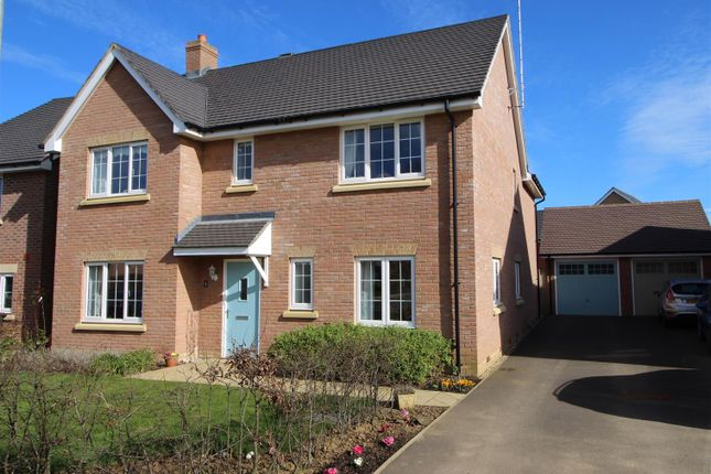 Thumbnail Detached house for sale in 1 Cartmell Road, Monksmore, Daventry