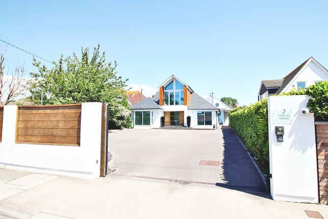 Thumbnail Detached house for sale in Smithies Avenue, Sully, Penarth