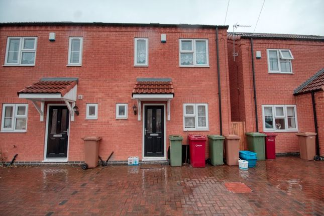 Thumbnail Semi-detached house to rent in Reginald Road, Scunthorpe