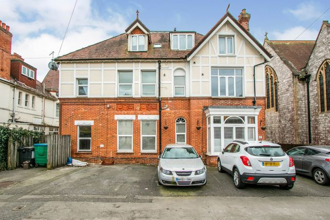 Thumbnail Flat for sale in Florence Road, Boscombe, Bournemouth