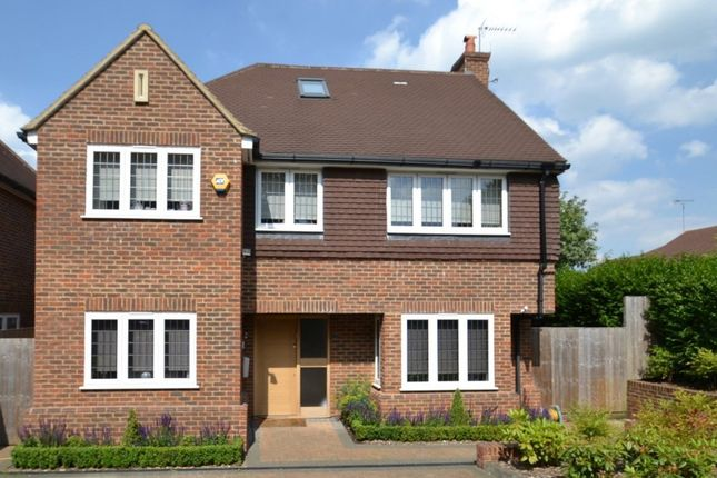 Thumbnail Detached house for sale in Furzehill Road, Borehamwood