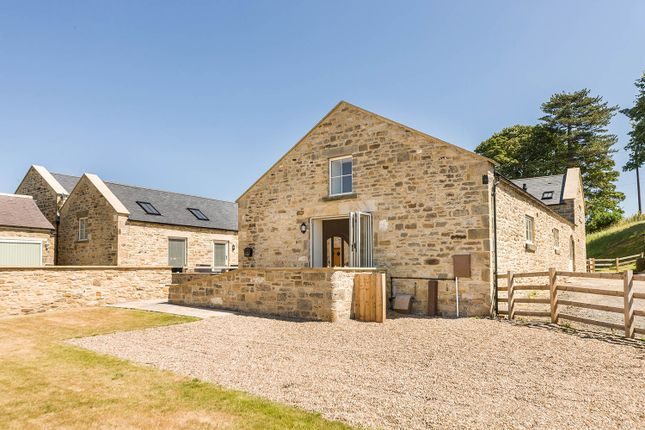 Thumbnail Barn conversion for sale in The Stables, Bradley Hall Farm, South Wylam, Northumberland