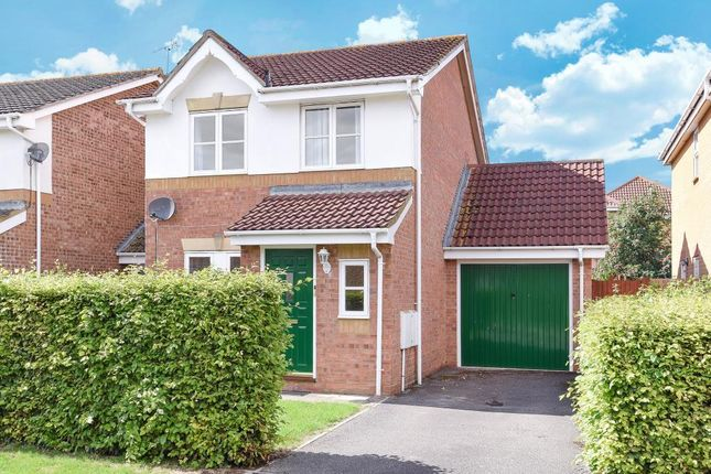 Thumbnail Link-detached house to rent in Wesley Close, Aylesbury