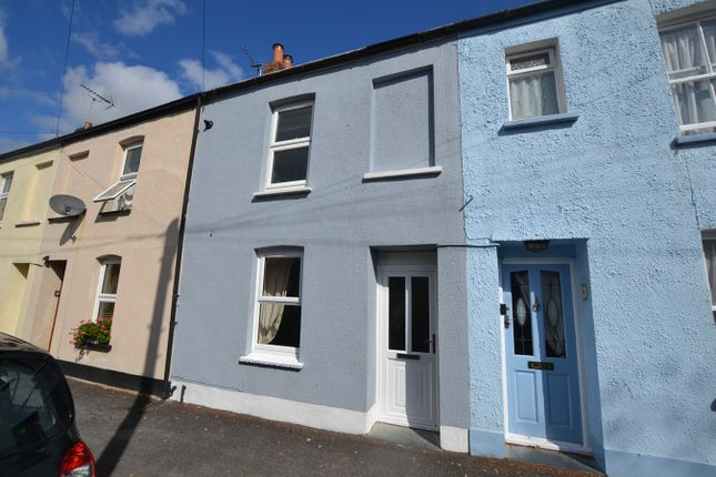 2 bed terraced house for sale in Trinity Place, Barnstaple EX32