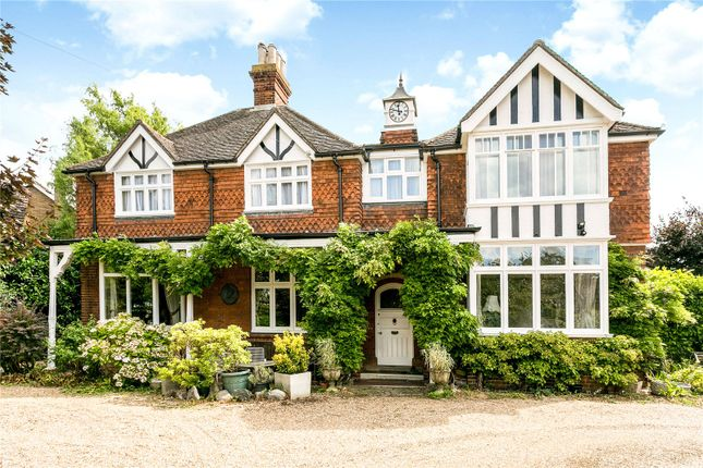Thumbnail Detached house for sale in Oakfield Road, Bourne End, Buckinghamshire