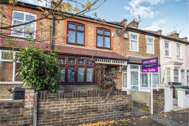 Thumbnail Terraced house for sale in Trumpington Road, London
