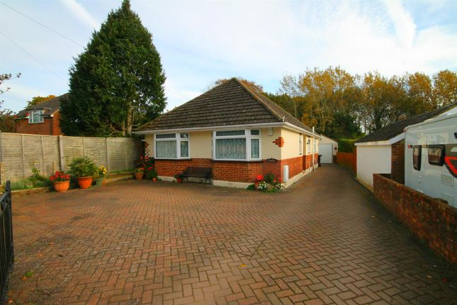 Thumbnail Detached bungalow for sale in The Crossways, Upton, Poole