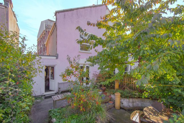 Thumbnail End terrace house for sale in Albion Road, Easton, Bristol