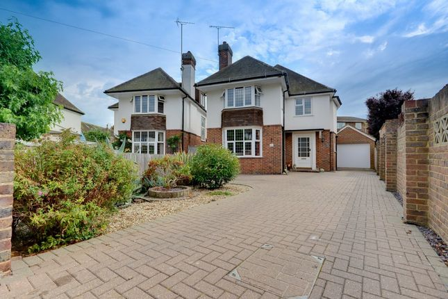 Thumbnail Detached house for sale in Hythe Road, Worthing
