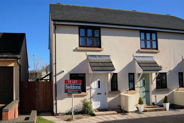 Thumbnail Detached house to rent in Mallow Court, Willand, Cullompton, Devon