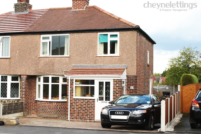 Thumbnail Semi-detached house to rent in Russell Avenue, High Lane