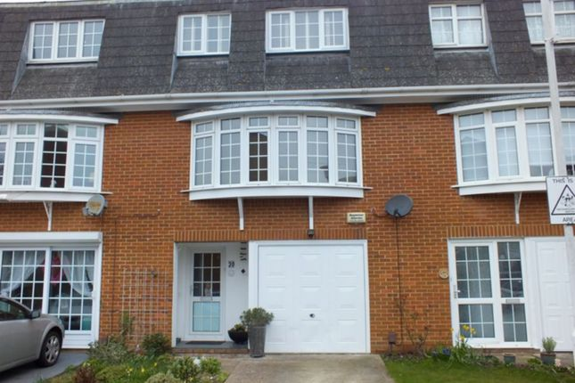 Thumbnail Terraced house to rent in Beech Close, Folkestone
