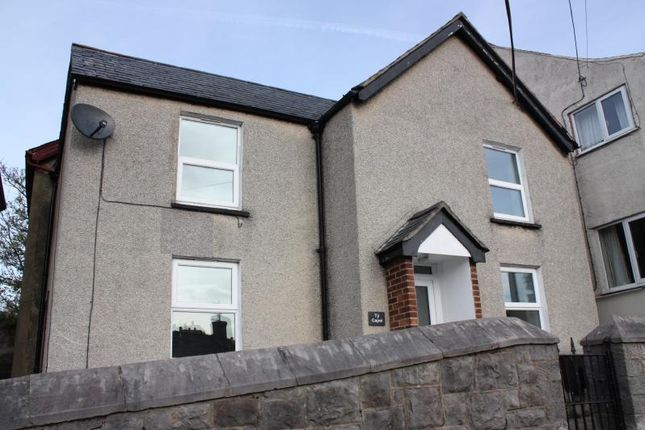 Thumbnail Semi-detached house to rent in LL28, Llansanfraid, Glan Conwy