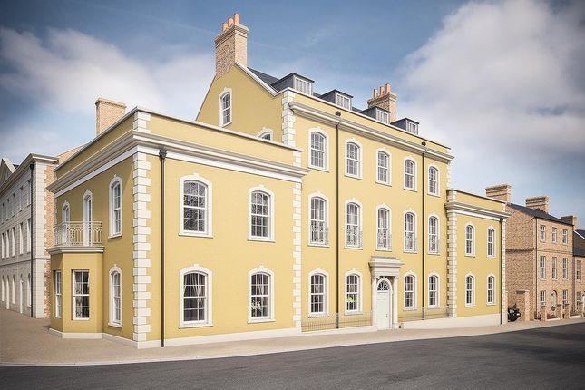 Thumbnail Flat for sale in Vickery Court, Poundbury, Dorchester