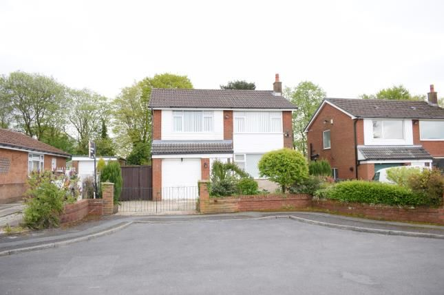 Thumbnail Detached house for sale in Windover Close, Bolton, Greater Manchester