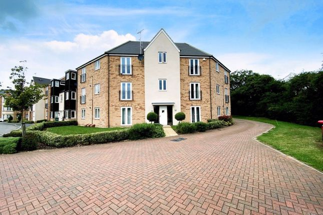 Thumbnail Flat to rent in Fonda Meadows, Oxley Park, Milton Keynes