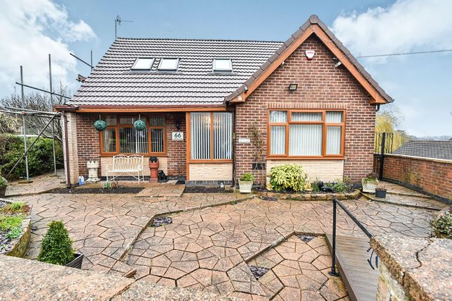 Thumbnail Detached bungalow for sale in Enfield Road, Derby