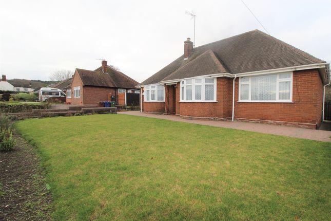 Thumbnail Detached bungalow for sale in Coalpit Lane, Brereton