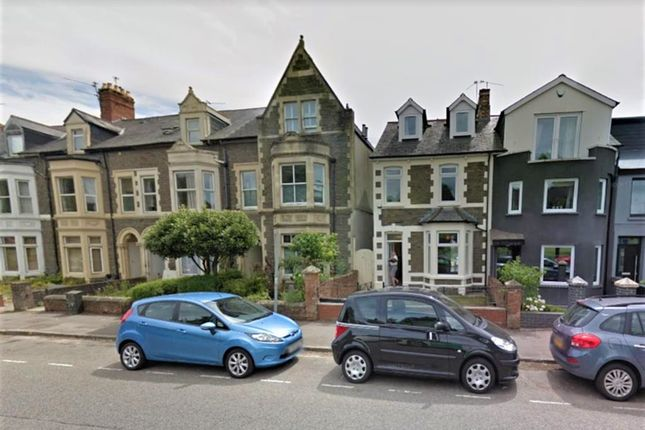 Thumbnail End terrace house for sale in Penhill Road, Pontcanna, Cardiff
