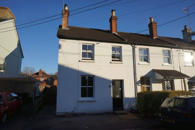 Thumbnail Semi-detached house to rent in Grove Road, Alton
