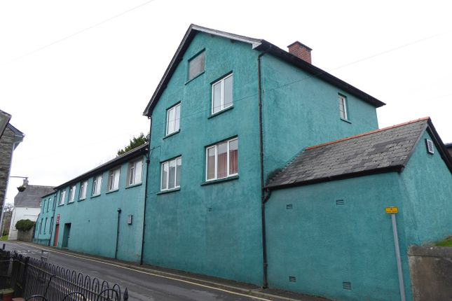 Thumbnail Commercial property for sale in Bryn Road, Lampeter