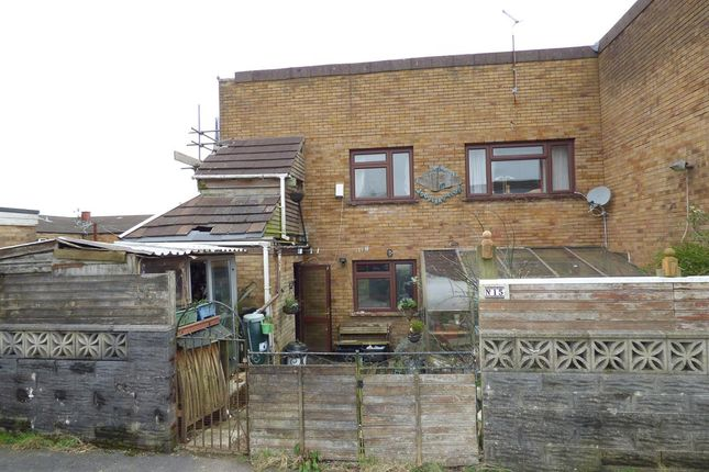 Thumbnail Semi-detached house for sale in Woodland Close, Bettws, Bridgend