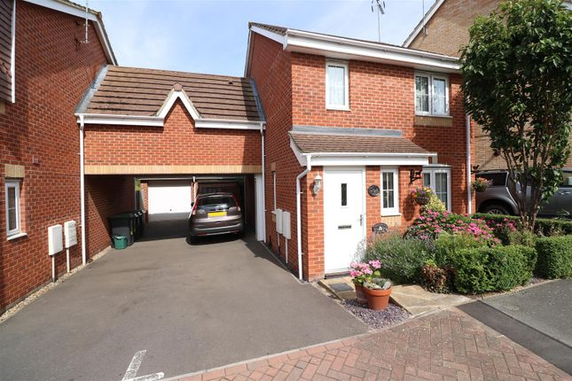 Thumbnail Link-detached house for sale in Regency Court, Rushden