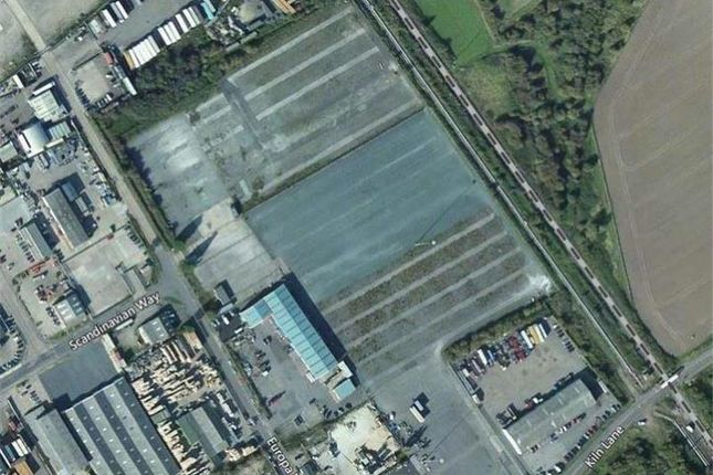 Thumbnail Land for sale in Plot Q, Kiln Lane Industrial Estate, Europa Way, Lincolnshire, UK