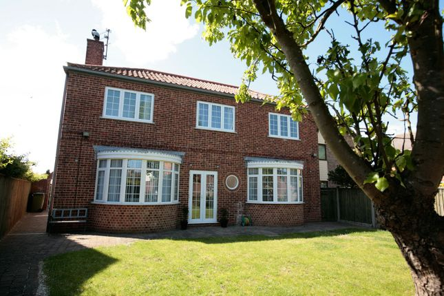 Thumbnail Detached house for sale in The Lea, Lawn Avenue, Great Yarmouth