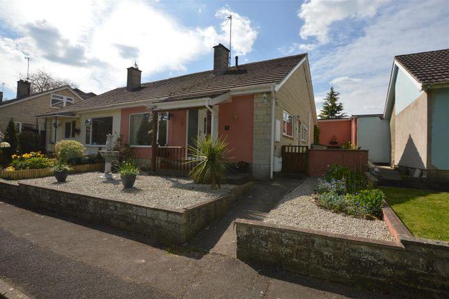 Thumbnail Semi-detached bungalow for sale in Riverside Walk, Midsomer Norton, Radstock