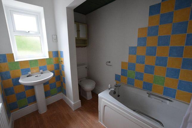 Bathroom of New Road, Whaley Bridge, High Peak SK23