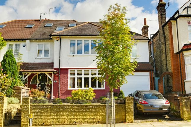 Thumbnail Semi-detached house for sale in Grove Avenue, Muswell Hill, London