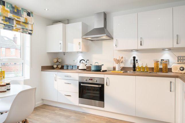 "Thumbnail Semi-detached house for sale in ""Ashworth"" at Botley Road, Southampton"
