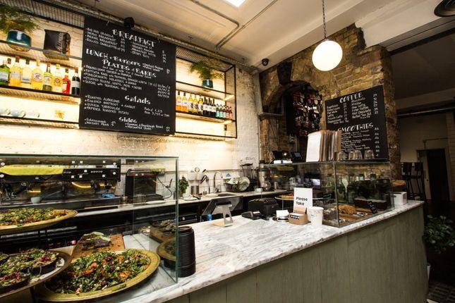 Thumbnail Retail premises for sale in Camden High Street, London