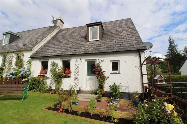 Thumbnail Semi-detached house for sale in 6, Frithard Road, Plockton, Ross-Shire