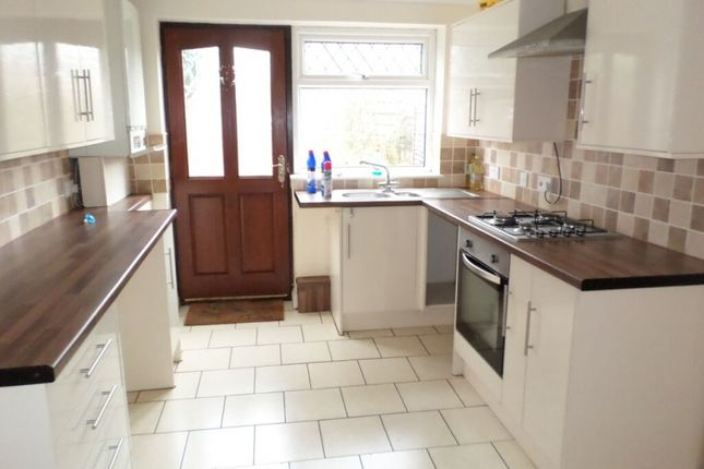 Thumbnail Terraced house to rent in Clara Street, Ton Pentre