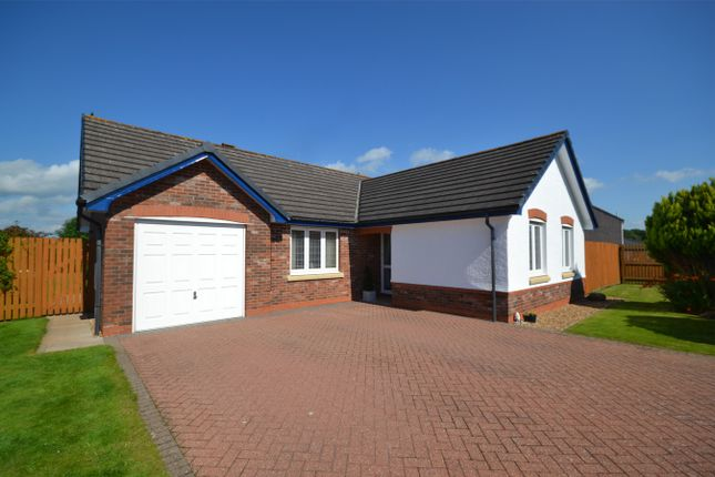 Thumbnail Detached bungalow for sale in Jubilee Gardens, Bigrigg, Egremont, Cumbria