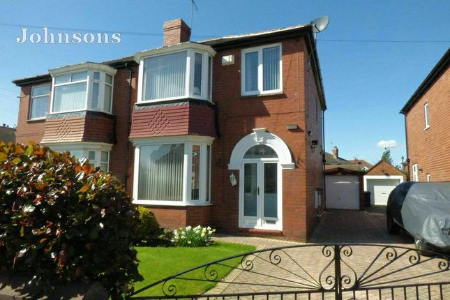 Thumbnail Semi-detached house for sale in Clifton Crescent, Wheatley Hills, Doncaster.