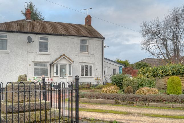 Thumbnail Terraced house for sale in St. Lawrence Road, North Wingfield, Chesterfield