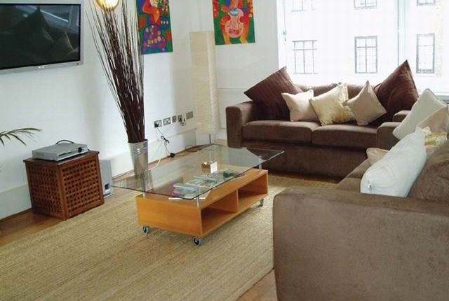 Thumbnail Flat to rent in Devonshire Street, Fitzrovia, London