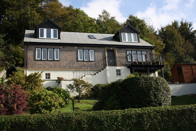 Thumbnail Detached house for sale in Kisimul, Benvoullin Road, Oban