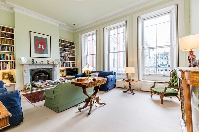Drawing Room of Chalcot Square, London NW1