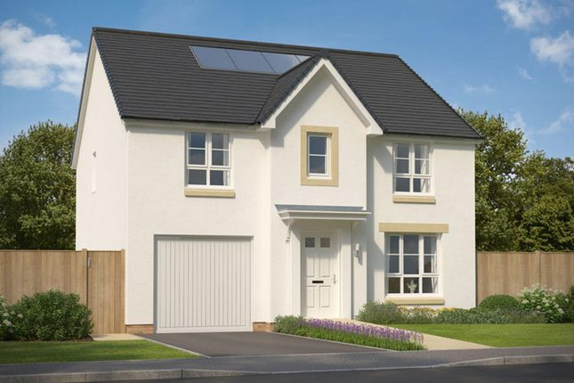 "Thumbnail Detached house for sale in ""Corgarff"" at Prospecthill Road, Motherwell"