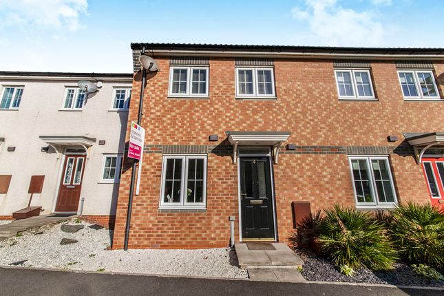 End terrace house for sale in Verbena Drive, Billingham