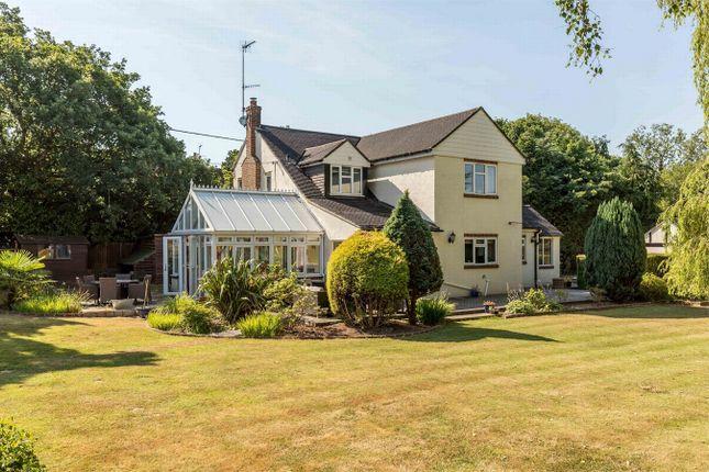 Thumbnail Detached house for sale in Broadmoor Road, Corfe Mullen, Dorset