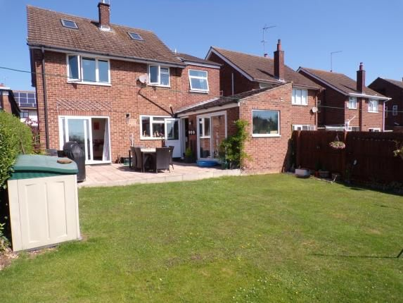 Thumbnail Detached house for sale in Cotswold Avenue, Duston, Northampton, Northamptonshire