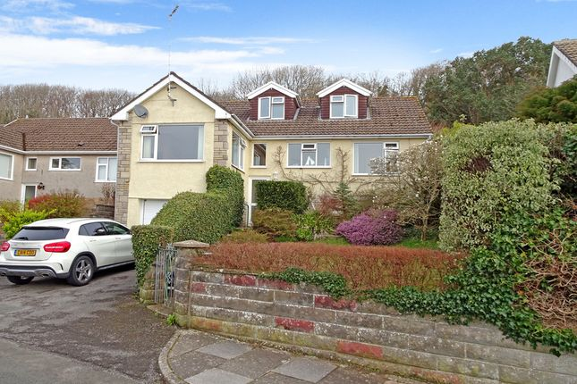Thumbnail Detached house for sale in Chestnut Drive, Danygraig, Porthcawl