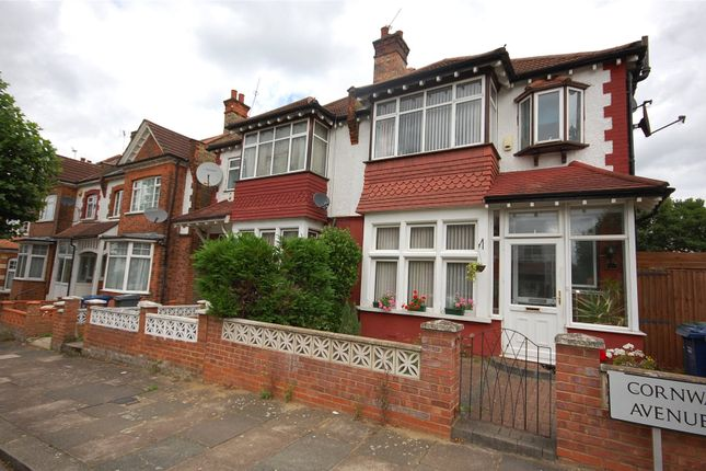 Thumbnail Semi-detached house to rent in Cornwall Avenue, Finchley, London