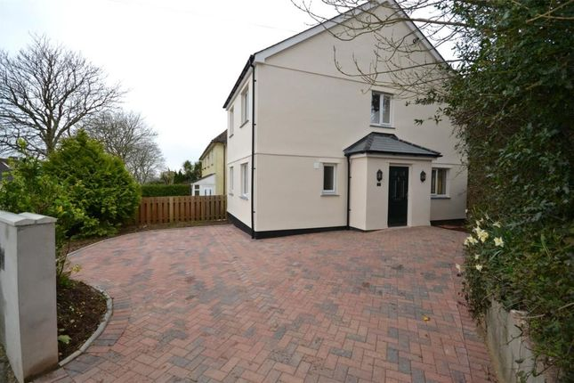 Thumbnail Detached house to rent in Sunrising, Looe, Cornwall