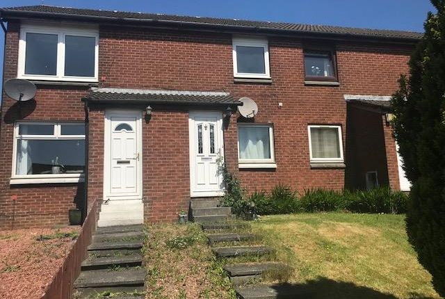 Thumbnail Terraced house to rent in Lochview Drive, Hogganfield, Glasgow